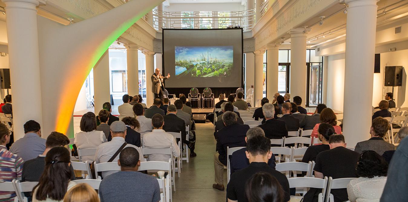 Smart Cities Miami 2017 Keynote Speaker Antoine Picon