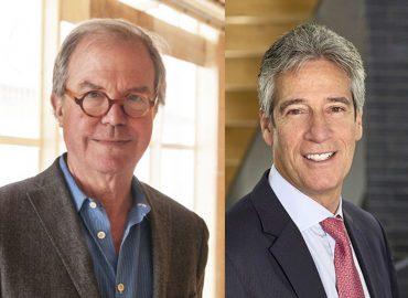 Nicholas Negroponte and Joseph Brancato